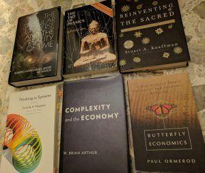 Complexity economics